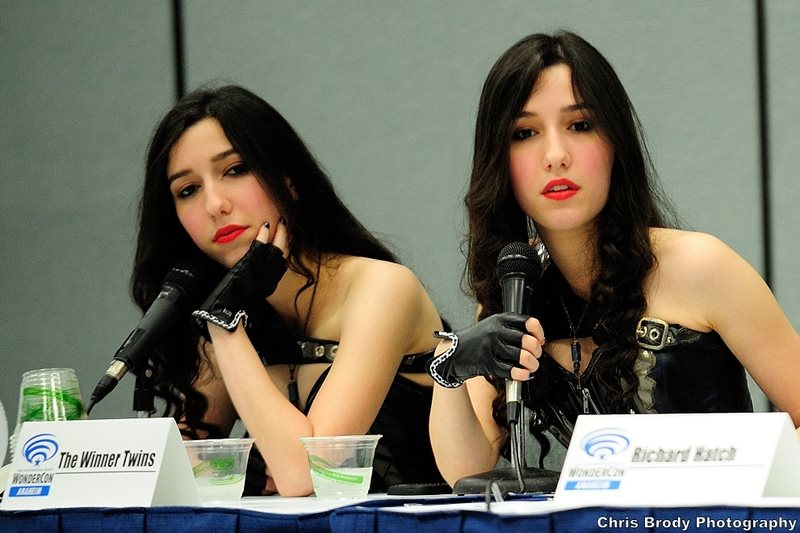 2014_Wonder_Con_Panel_Winner_Twins